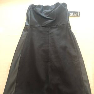 Express Strapless Dress 6 NWT